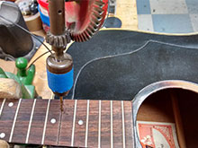 Acoustic Guitar Refret